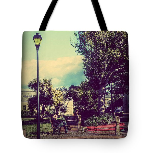 Tote Bag featuring the photograph Quiet Reflections by Melanie Lankford Photography