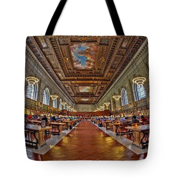Quiet Room Tote Bag by Susan Candelario