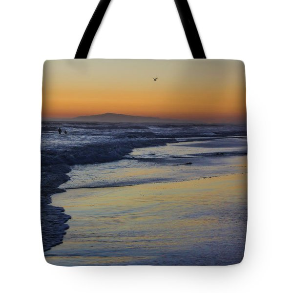 Quiet Tote Bag
