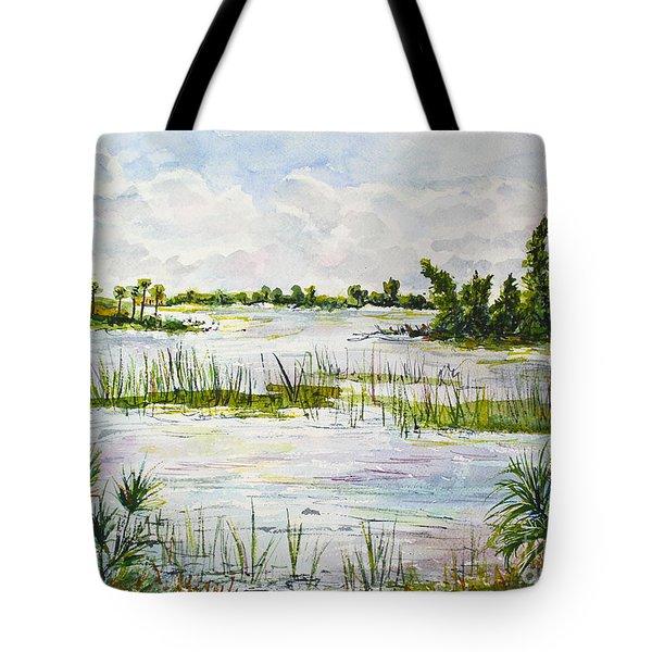 Quiet Waters Park Deerfield Beach Fl Tote Bag