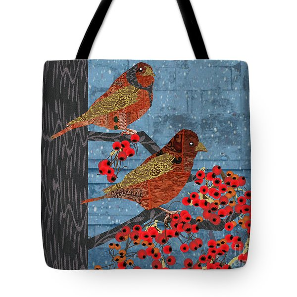 Tote Bag featuring the digital art Sagebrush Sparrow Short by Kim Prowse