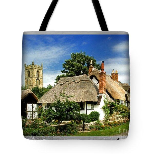 Quintessential Home Tote Bag