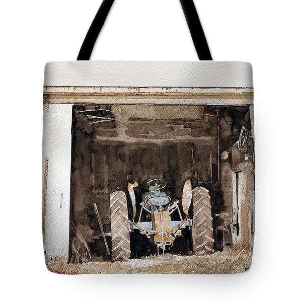 Quitting Time Tote Bag by Monte Toon