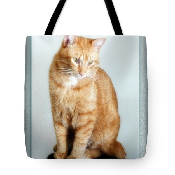 Quo The Poser - Photograph By Rgiada Tote Bag