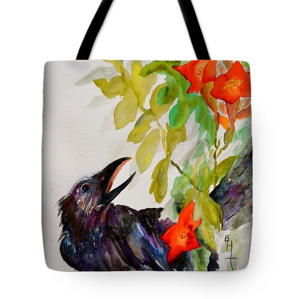 Quoi Tote Bag by Beverley Harper Tinsley
