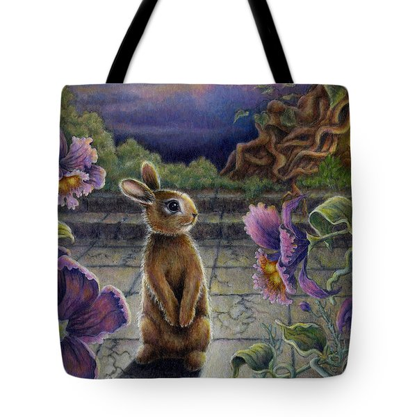 Rabbit Dreams Tote Bag
