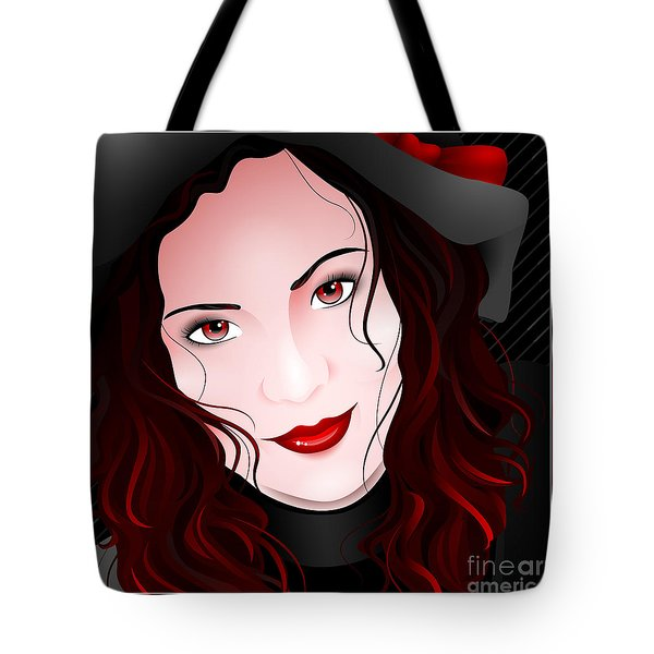 Rabendolch Tote Bag by Sandra Hoefer