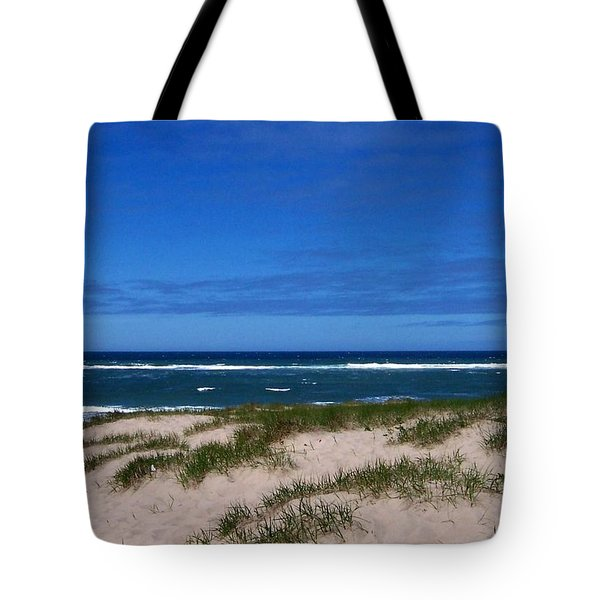Race Point Beach Tote Bag by Catherine Gagne