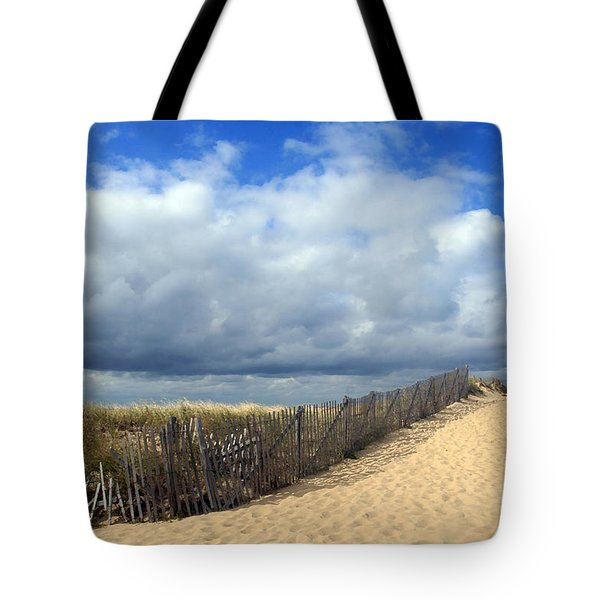Race Point Tote Bag