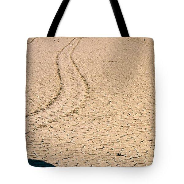 Racetrack, Death Valley National Park Tote Bag