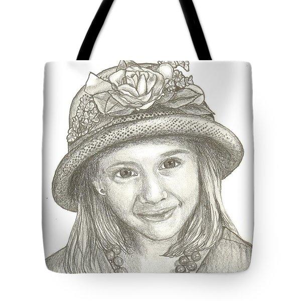 Rachel Tote Bag by Lew Davis