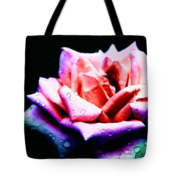 Rachel's Rose Tote Bag