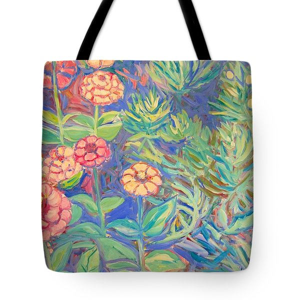 Radford Library Butterfly Garden Tote Bag