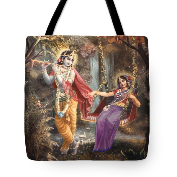 Radha's Swing Tote Bag