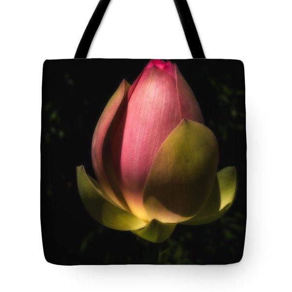 Radiant Life Tote Bag by Glenn DiPaola