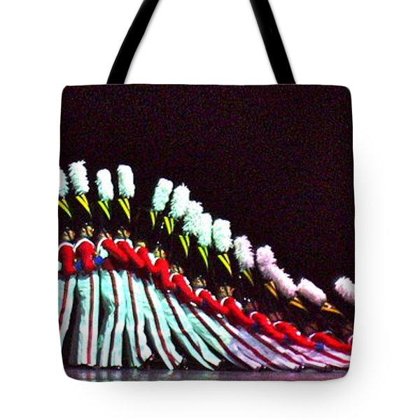 Radio City Rockettes Tote Bag