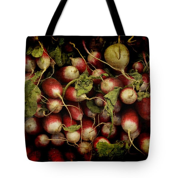 Flemish Radish Art Tote Bag