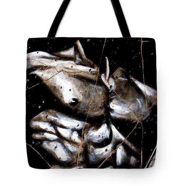 Rafael - Study No. 1 Tote Bag by Steve Bogdanoff