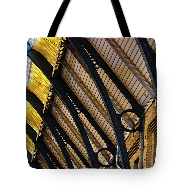 Rafters At London Kings Cross Tote Bag