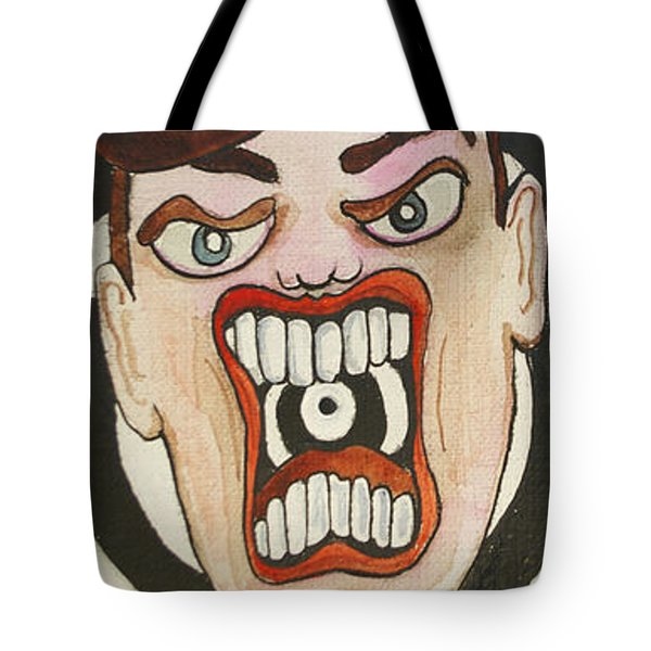 Rage Tillie Tote Bag by Patricia Arroyo