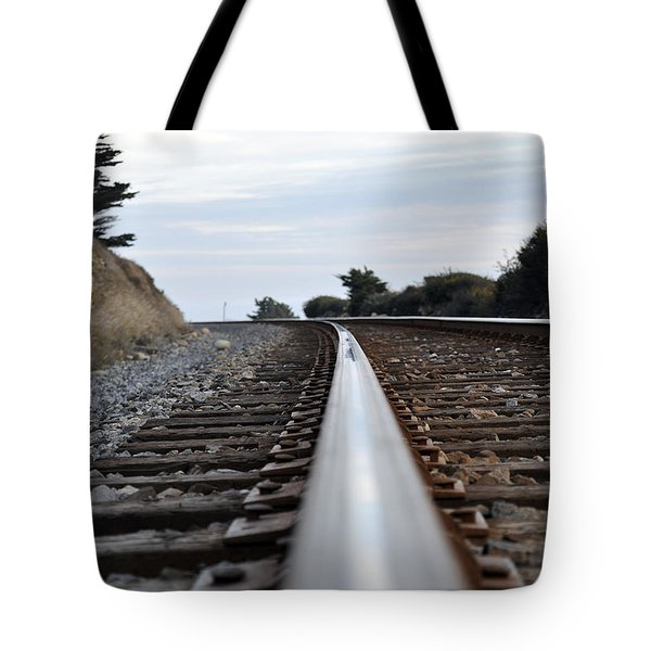 Rail Rode Tote Bag