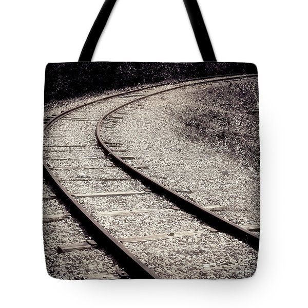 Rails Tote Bag