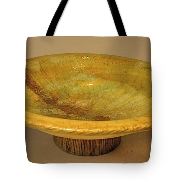 Rain Bowl Tote Bag