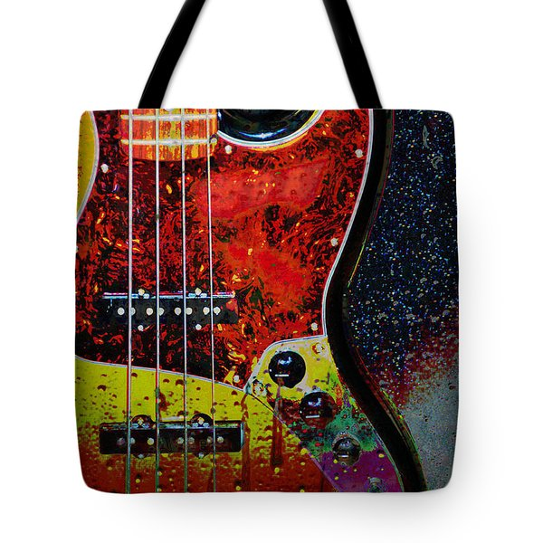 Rain Over Me Tote Bag by Jan Amiss Photography