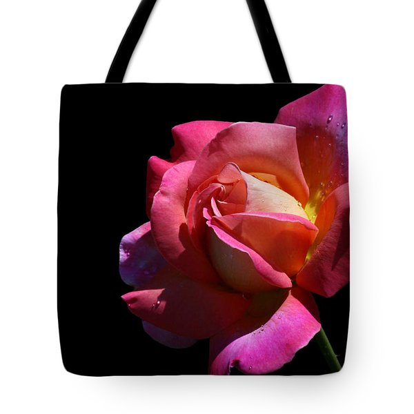 Tote Bag featuring the photograph Rainbow by Doug Norkum