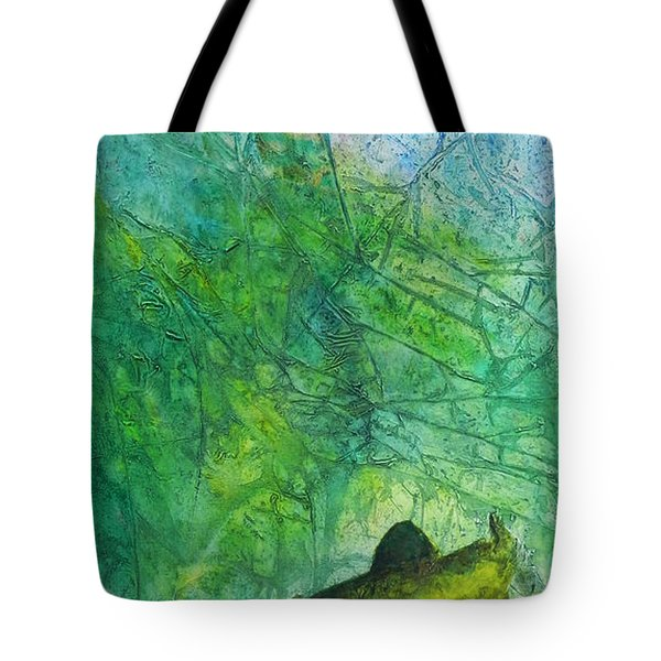 Rainbow Environment Tote Bag