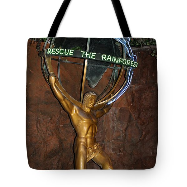 Tote Bag featuring the photograph Rainforest Appeal by David Nicholls