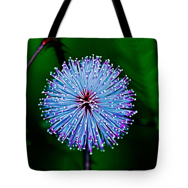 Rainforest Flower Tote Bag