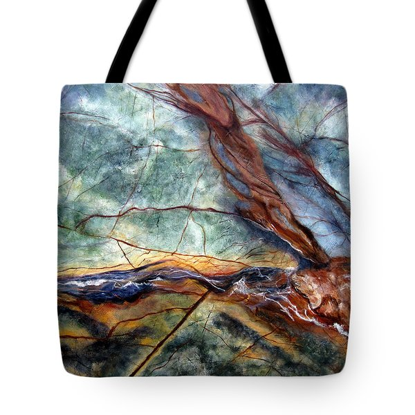 Rainforest I Tote Bag