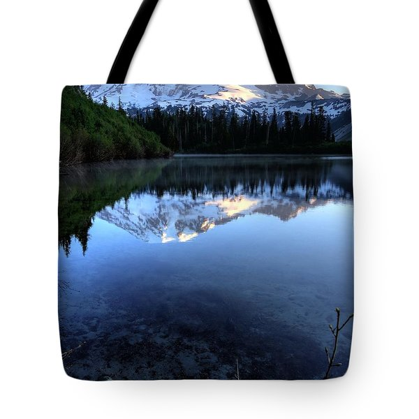 Rainier Redefined Tote Bag