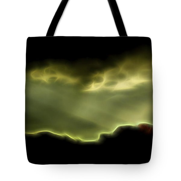 Rainlight 1 Tote Bag