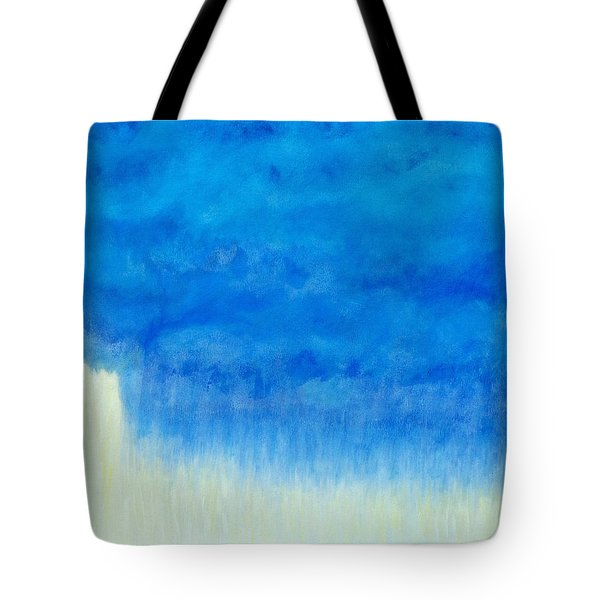 Rainstorm Tote Bag