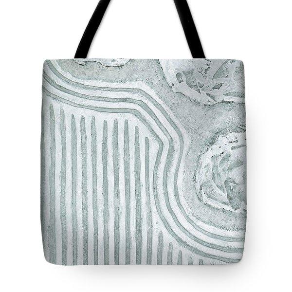 Raked Zen Garden Tote Bag