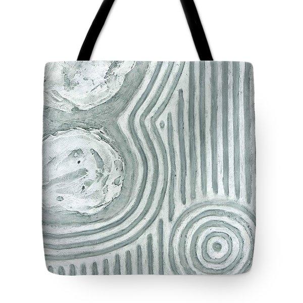 Raked Zen Whirlpool Tote Bag