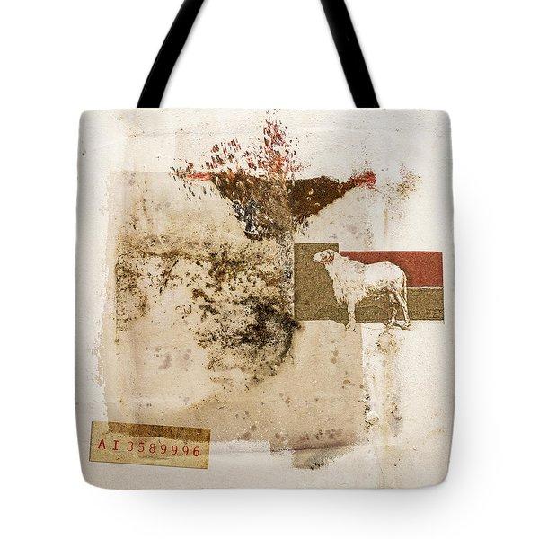 Ram Number 3589996 Tote Bag