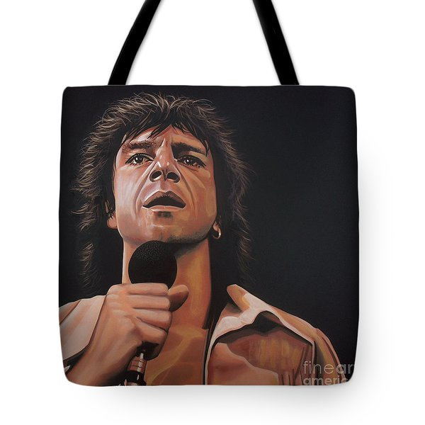 Ramses Shaffy Tote Bag by Paul Meijering