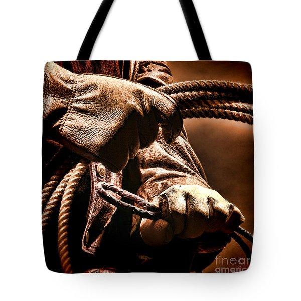 Ranch Hands Tote Bag