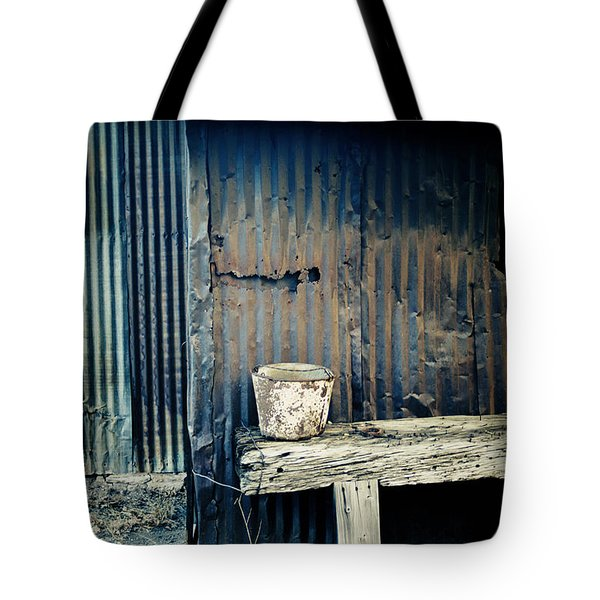 Ranch Out Building Tote Bag