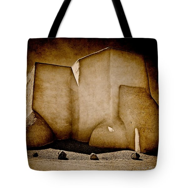 Ranchos Church Xx Tote Bag