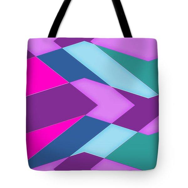 Random Tote Bag by Bill Owen