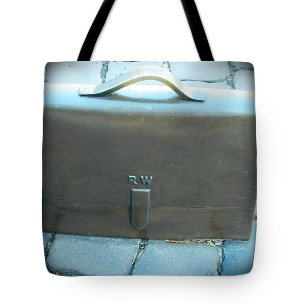 Raoul Wallenberg Dedication - Nyc Tote Bag