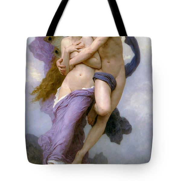 Rapture Of Psyche  Tote Bag