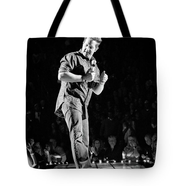 Rascal Flatts 5030 Tote Bag by Timothy Bischoff