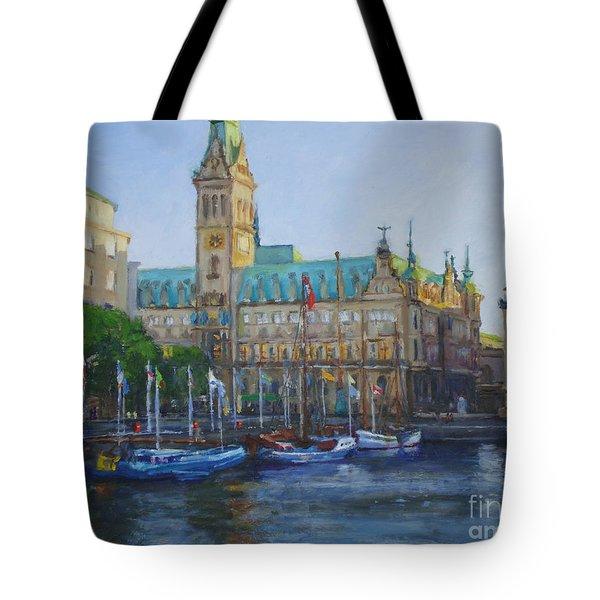 Rathaus Tote Bag