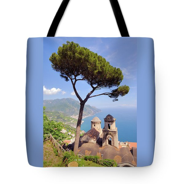 Ravello Pine Tote Bag
