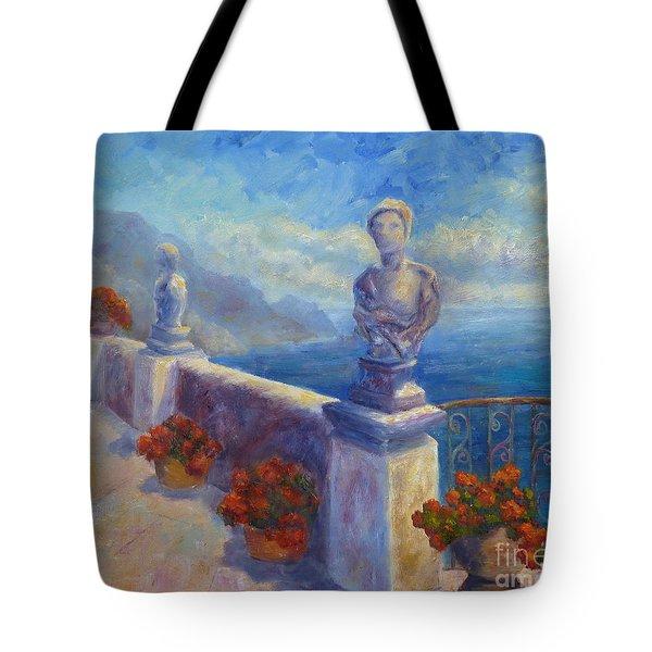 Ravello View Tote Bag